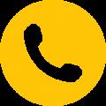 phone-symbol-of-an-auricular-inside-a-circle (2)